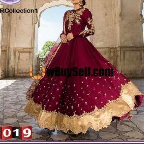 BEAUTIFUL AIZA KHAN'S PARTY WEAR DRESS