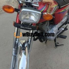 HONDA CG 125 FOR SALE