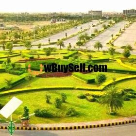 PLOT FOR SALE AT GULBERG GREENS ISLAMABAD