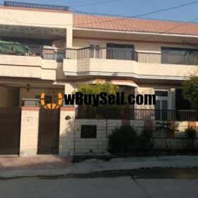 HOUSE FOR SALE AT GULZAR E QUAID RAWALPINDI