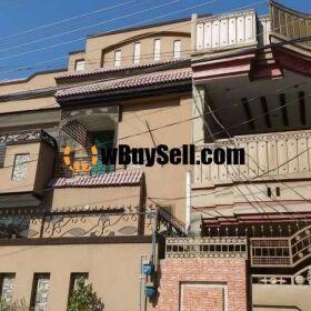 FOR RENT 10 MARLA HOUSE AT HAYATABAD PHASE7 PESHAWAR