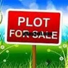PLOT FOR SALE AT PAKISTAN TOWN ISLAMABAD