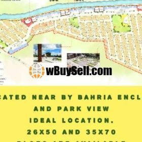 PLOTS FOR SALE AT ISLAMABAD
