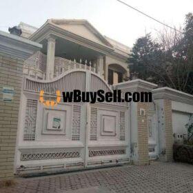 HOUSE FOR SALE AT GULZAR E QUAID