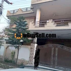 HOUSE FOR SALE CORNER AT GULZAR E QUAID