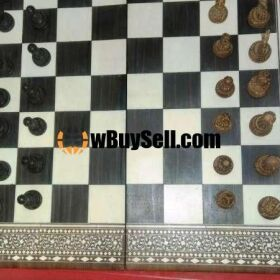 FOR SALE CHESS WOODING FOLDING BOARD