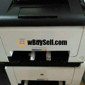 FOR SALE HP COLOR PRINTER LASERJECT PRO CP 1025
