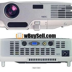 FOR SALE NEC M230X LCD PROJECTOR