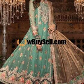 FOR SALE MARIA.B HEAVY EMBROIDERED LUXURY CHIFFON COLLECTION 2019