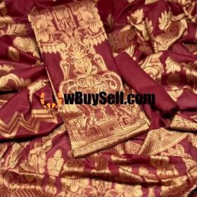 FOR SALE BANARSI LAWN BY HAMZA COLLECTION