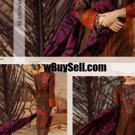 BRAND NAME: MARIA.B (VOL 2020) CATEGORY :NEW LADIES DRESS FOR SALE