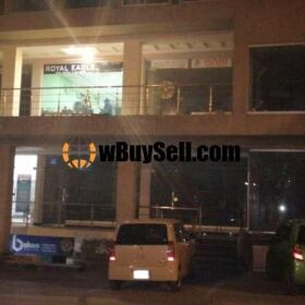 SHOPS FOR SALE AT G-15 ISLAMABAD