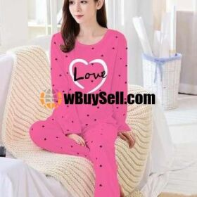 FOR SALE NEW ARTICLE OF LADIES NIGHT SUITS.