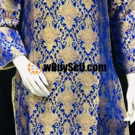 FOR SALE INDIAN ROW SILK EMBROIDERY DESIGN