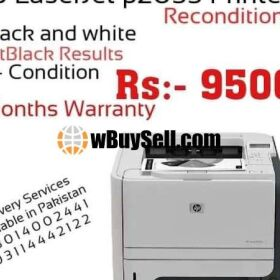 HP LASERJET P2055DN PRINTER RECONDITION
