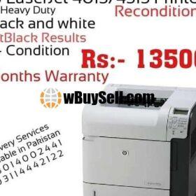 HP LASERJET P4015 P4515 PRINTER RECONDITION