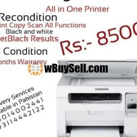 SAMSUNG 3405 ALL IN ONE PRINTER