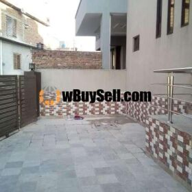 HOUSE FOR SALE AT CBR TOWN ISLAMABAD