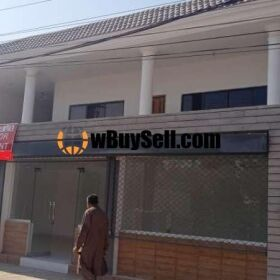 3 X SHOPS HALL FOR RENT AT GULZAR E QUAID RAWALPINDI