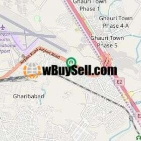 20.5 MARLA PLOT FOR SALE AT FAZAL TOWN RAWALPINDI