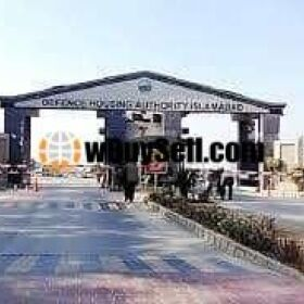 PLOT FOR SALE AT DHA PHASE-111 ISLAMABAD