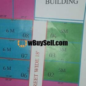 PLOTS FOR SALE AT BANNI GALA
