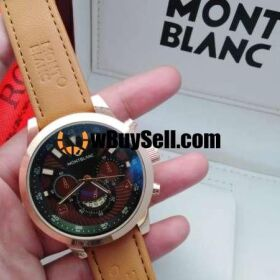 MONT BLANC WATCHES