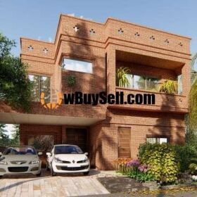 HOUSE FOR SALE AT GHOURI TOWN ISLAMABAD