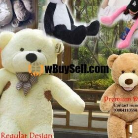 BIG SIZE TEDDY BEAR FOR BIRTHDAY ,ANNIVERSARY , VALENTINE'S DAY GIFTS