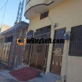 5 MARLA SINGLE STORY HOUSE FOR URGENT SALE