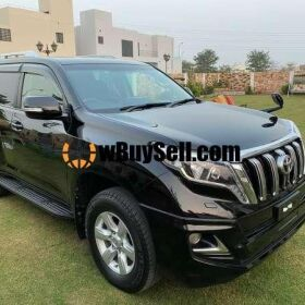 TOYOTA LAND CRUISER NEW SHAPE BRAND NEW FOR SALE