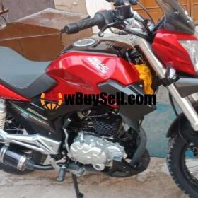 ROAD PRINCE ROBINSON 150 OFF ROAD FOR SALE