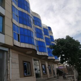 Plaza for Sale in Main Express Highway Service Road Rawalpindi Side