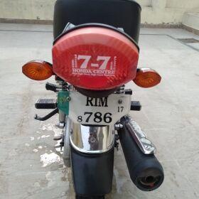 Honda 125 Model 2017