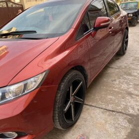 Honda Civic 2013 UG With Full Option for Sale