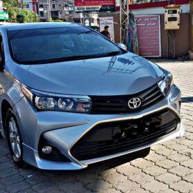 Toyota Corolla GLI 2015 for Sale