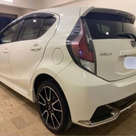 Urgent for Sale Toyota Aqua GGs for sale  Model 2015/2019