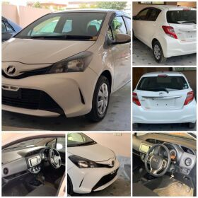 Toyota Vitz F Smart Model 2016 For Sale