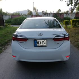 Toyota Altis Automatic 2018 For Sale