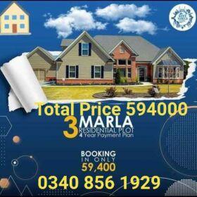 Blue world city Islamabad 2 installment discount
