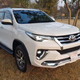Toyota Furtuner Model 2018 for Sale