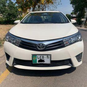 Toyota Corolla Gli 1.3 Auto 2015 for Sale