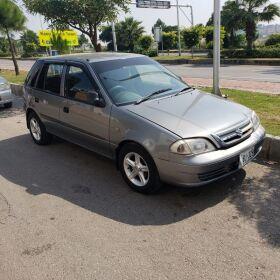 Suzuki Cultus Euro 2 2014 for Sale