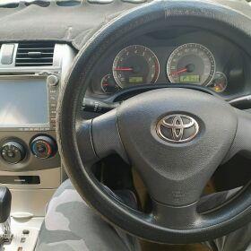Toyota Corolla Axio Fielder X 1.5 2007 for Sale