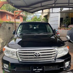 Toyota Land Cruiser TX 2012 for Sale