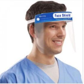 Imported Face Shield Available""