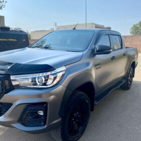 TOYOTA HILUX REVO V 2.8-2019 for Sale