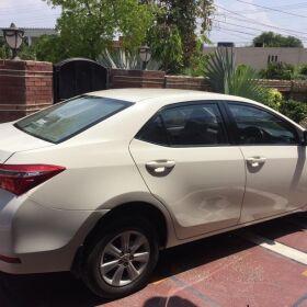 Toyota Corola GLI 1.3 for Sale