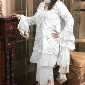 Jaquard Shiffli Embroidered for Sale