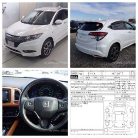 Honda Vezel Z 2014 for Sale